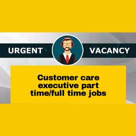 Immediate opening for customer care executive,bpo