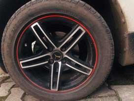 15 inch swift wakwheel