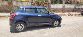 Maruti Suzuki Swift 2018 AMT VXI, 2018, Petrol