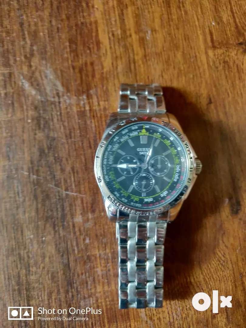 Wrist watch 0