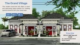 Hunian Baru Mewah di Lokasi elite Strategis The Grand Village