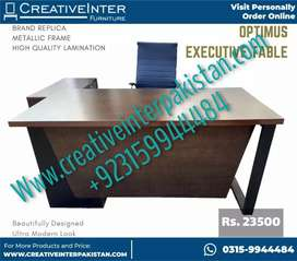 Office table Metal frme beautiful sofa chair bed set workstation study