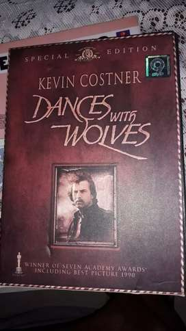 Dvd original dance with wolves