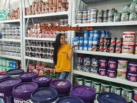 Jual Rak Gudang Rak Toko Rak Minimarket Rak Gondola Meja Kasir