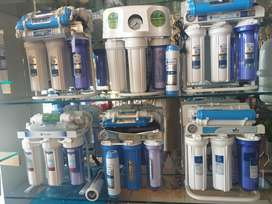 Water filter and ORO Plant