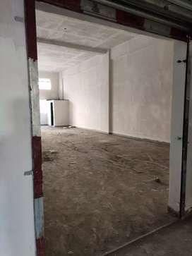 Graund floor Indrasrial gala for rent