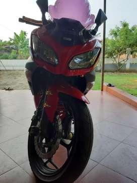 Kawasaki Ninja 4 tak