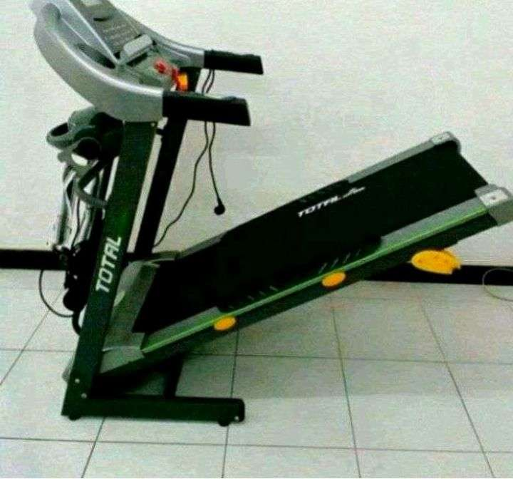 Treadmill Electric 3in1 bergaransi 0