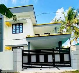 1600sqft AYATHIL NEW HOUSE