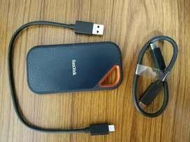 2TB Portable SSD SanDisk (brand new)