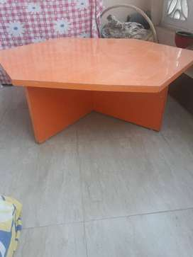 Study Table for 2 Kids on Floor sitting