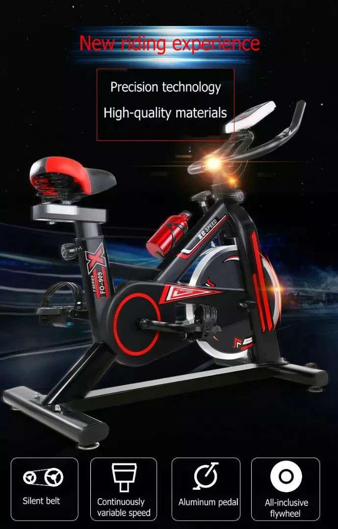 Sepeda fitnes spinning bike bisa antar bayar di tempat 0