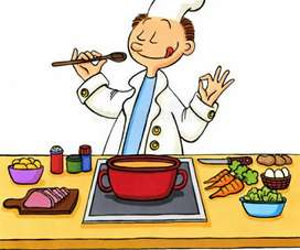Permanent cook needed for home.