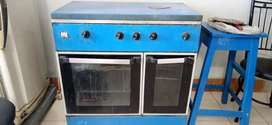 Gas baking oven Singer Original