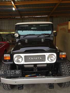 Toyota hardtop 84