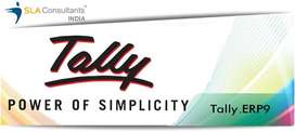 Attend Tally ERP 9 Training Course in Noida with Latest Version 9.6