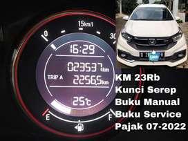 Honda Mobilio RS CVT 2017 BU MULUS Pajak 07 -2022 Ertiga livina Avanza