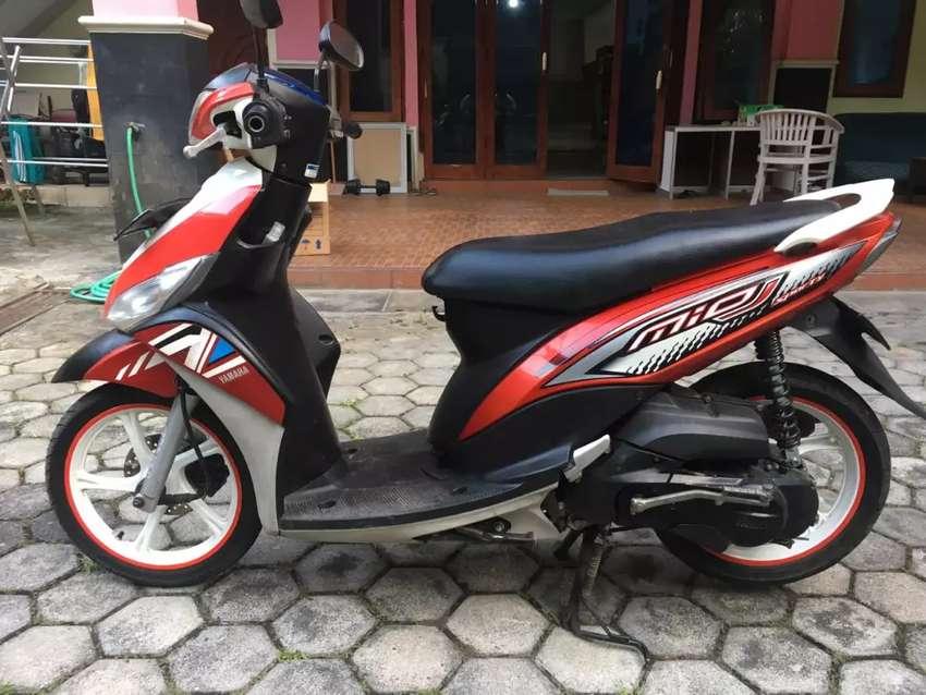 Mio J 2012 merah 0
