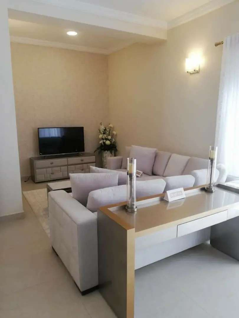 2bed Appartment in Dominion Food Street Pricent 19 Bahria Karachi 0