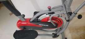 Hercules cycling machine or cycle