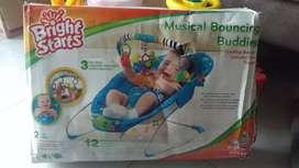 Baby Bouncher Ayunan Bayi Musical Bounching