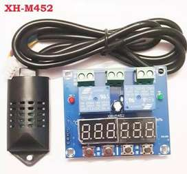 Humidity and temperature controller M452