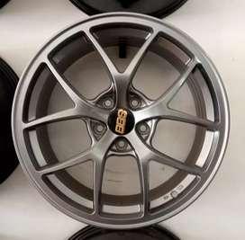 Velg Ring 18-8.0 h5-114.3 et42 BBS RF1 bisa buat mobil Lexus Outlander