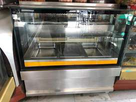 Hot & Cold Display Counter
