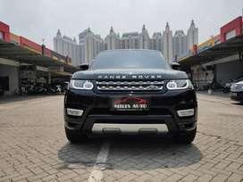 Range Rover Sport 3.0 Autobiography 2015 km 20 rb Good Condition