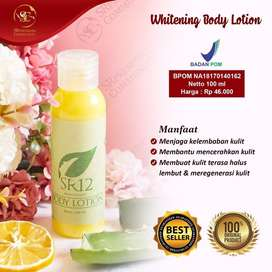 Body lotion with spf 30
