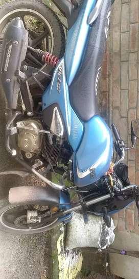 Tvs victor 110 cc. Premium edition..