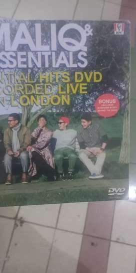 DVD original Maliq & d'essential