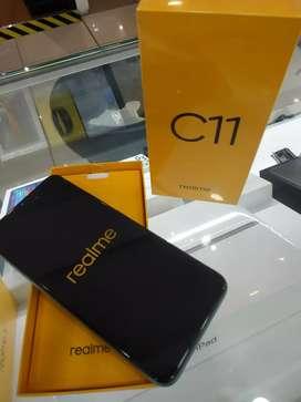 Realme C11 2/32 terbaru bisa Cash/Kredit