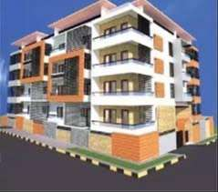 3 BHK Flat Available For Sale In Rehabari