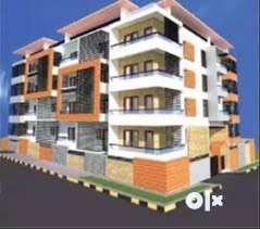3 BHK Flat Available For Sale In Rehabari 0