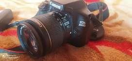 CANON 3000D DSLR camera