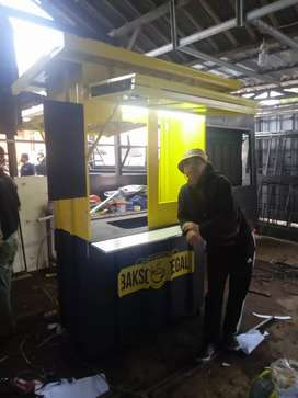 Booth container kekinian