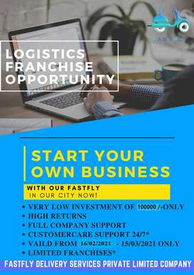 FASTFLY COUIORS FRANCHISE BRANCH