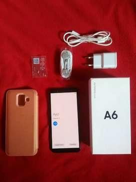 3 Bulan Pakai Samsung Galaxy A6 100% Mulus
