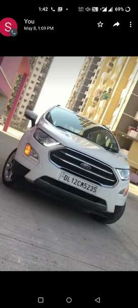 Ford ecosport November 2017less like new runing 37000km service record