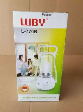 Lampu LED Rechargeeable
