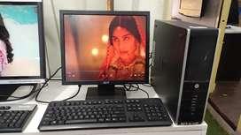 Online classes low price HP Elite 8000 Core 2 Duo (4gb Ram 320gb HDD)