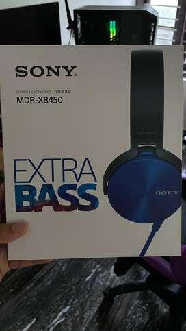 Sony MDR-XB450 Extrabass Stereo Headphone