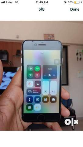 Iphone 6 32 gb bil box charger che only exchang