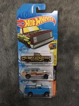 Hotwheels 1 set