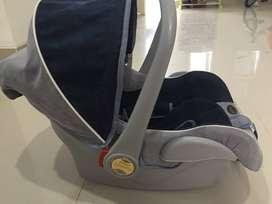 car seat pliko biru