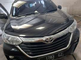 Toyota grend avanza manual 2018 hitam