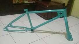 Frame fork bmx jadul