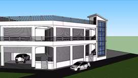 Building for School, Industry, Shops, Offices and Commercial purposes.