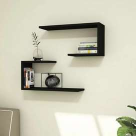 Wood shelf/Wall shelf/Book shelf/Room shelf  33% OFF Now